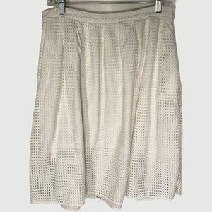 Michael Michael Kors Womens A Line Skirt Size 10